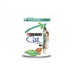 Cat Chow Esterilizado Pollo 26X85Gr