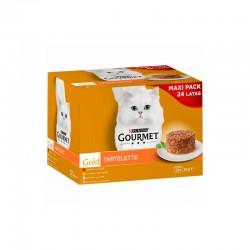 Gourmet Gold Tartelette Surtido Mpack 4X24X85Gr