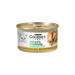 Gourmet Nature´s Creations PoIIo&Tom&Esp 24X85Gr