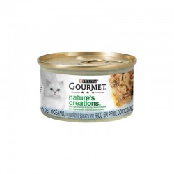 Gourmet Nature´s Creations Pesc. Ocn Esp 24X85Gr