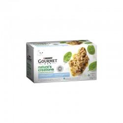 Gourmet Nature´s Creations Pes.Oc. Mpack 12X4X85Gr