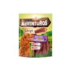 Adventuros Strips Venado 6X90Gr