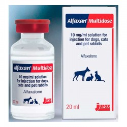 Alfaxan Multidose Iny 10Mg/Ml 20 Ml