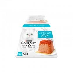 Gourmet Revelations Mousse Atun Mpack 6X4X57Gr
