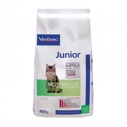 Hpm Junior Neutered Cat 400Gr