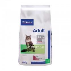 Hpm Adult Neutered Cat 400Gr