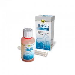 Tsefalen 50Mg/Ml Polvo Para Suspension Oral 100Ml