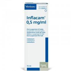 Inflacam Gato Oral 0,5Mg/Ml 15Ml