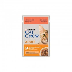 Cat Chow Adulto Buey 24X85Gr