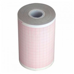 Papel Electrocardiografo 80MmX30M 1Ud