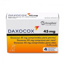 Daxocox 45Mg 4Comp Negro