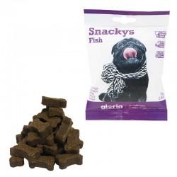 Display Snackys Pescado 30 Bolsitas 75Gr