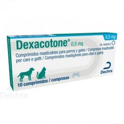 Dexacortone 0,5 Mg 10 Comp