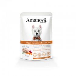 Amv WET Puppy Exquis Chicken Pouch 100Gr Nº08 12Ud