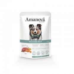 Amv WET Adult Irresitib Beef Pouch 100Gr Nº02 12Ud