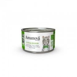 Amv WET Cat Tuna Mango Broth 70Gr Nº17 24Ud