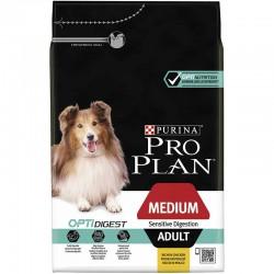 Pro Plan Digest Medium Adult Cordero 3kg