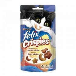 Felix Crispies Buey&Pollo 8x45g