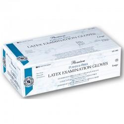 Guantes Latex Premium S/Polvo L 100Ud HS