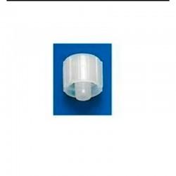 Tapón Obturación Luer-Lock 100Uds Blanco