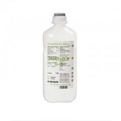 Glucosalino 5% Braun 500Ml 10Uds