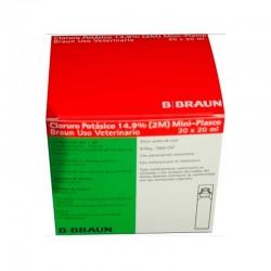 Cloruro Potásico 14,9% 20X20Ml