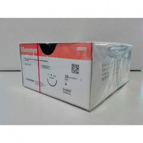 Monosyn Violet 4/0 Ds19 -70Cm 36Uds