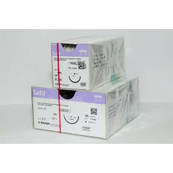 Safil Violet 3/0 Ds24 - 70Cm 12Ud