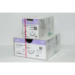 Safil Violet 8/0 (0,4) Lm6 150MIC 15Cm 12Ud