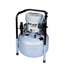 Compresor Aire Silencioso 25L