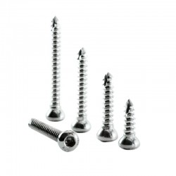 Tornillo Cortical 2,7X36Mm 5Uds