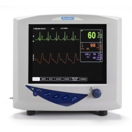 Monitor Multiparamétrico Ecg-Spo2 Pani 3Parámetros