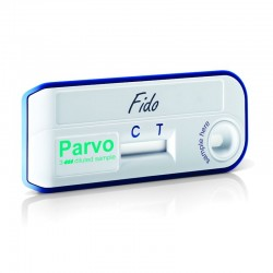 VetScan® Rapid Test Parvovirus 10Uds