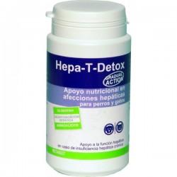 Gradual Action Hepa-T Detox 60 Comp