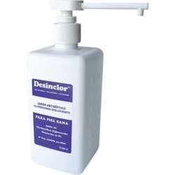 Desinclor Jabon 500Ml