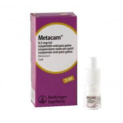 Metacam 0,5Mg/Ml 3Ml Oral Gatos