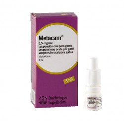 Metacam 3Ml Oral Gatos