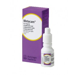 Metacam 0,5Mg/Ml 15Ml Oral Gatos