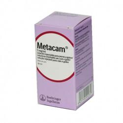 Metacam 5Mg/Ml 20Ml Inyectable Perro Y Gato