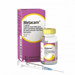 Metacam 2Mg/Ml 10Ml Inyectable Gato