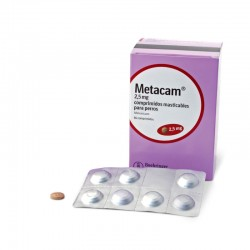 Metacam 2,5Mg X 84 Comp