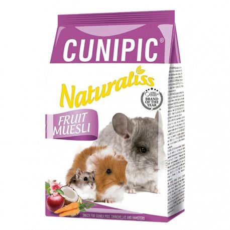 Snack Naturaliss Fruit Muesli 60 Grs