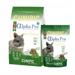 Alpha Pro Junior Rabbit 2Kg.