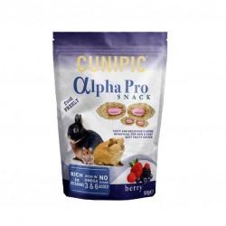 Alpha Pro Snack Berry 50Grs.