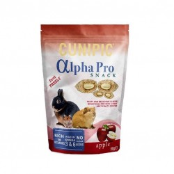 Alpha Pro Snack Apple 50Grs.