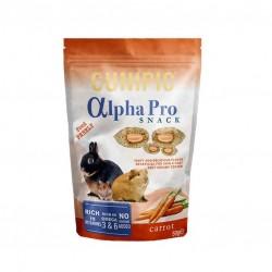 Alpha Pro Snack Carrot 50Grs.