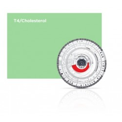 Panel VetScan® T4 Y Colesterol