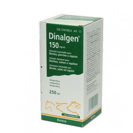 Dinalgen 150Mg/Ml 250Ml Inyectable