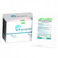 Aivlosin 625Mg/g Granulos Solubles Porcino 160G