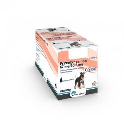 Fyperix Combo Perro 67Mg 30Pip 2-10Kg